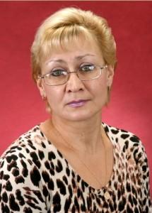 Sharafutdinova